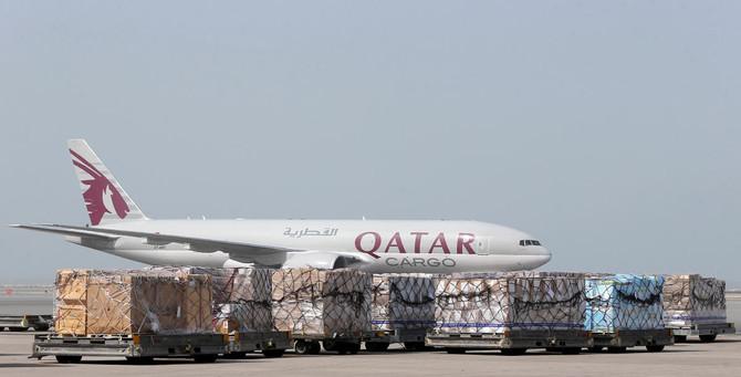 Door To Door Cargo To Qatar Shipping Freight Dubai